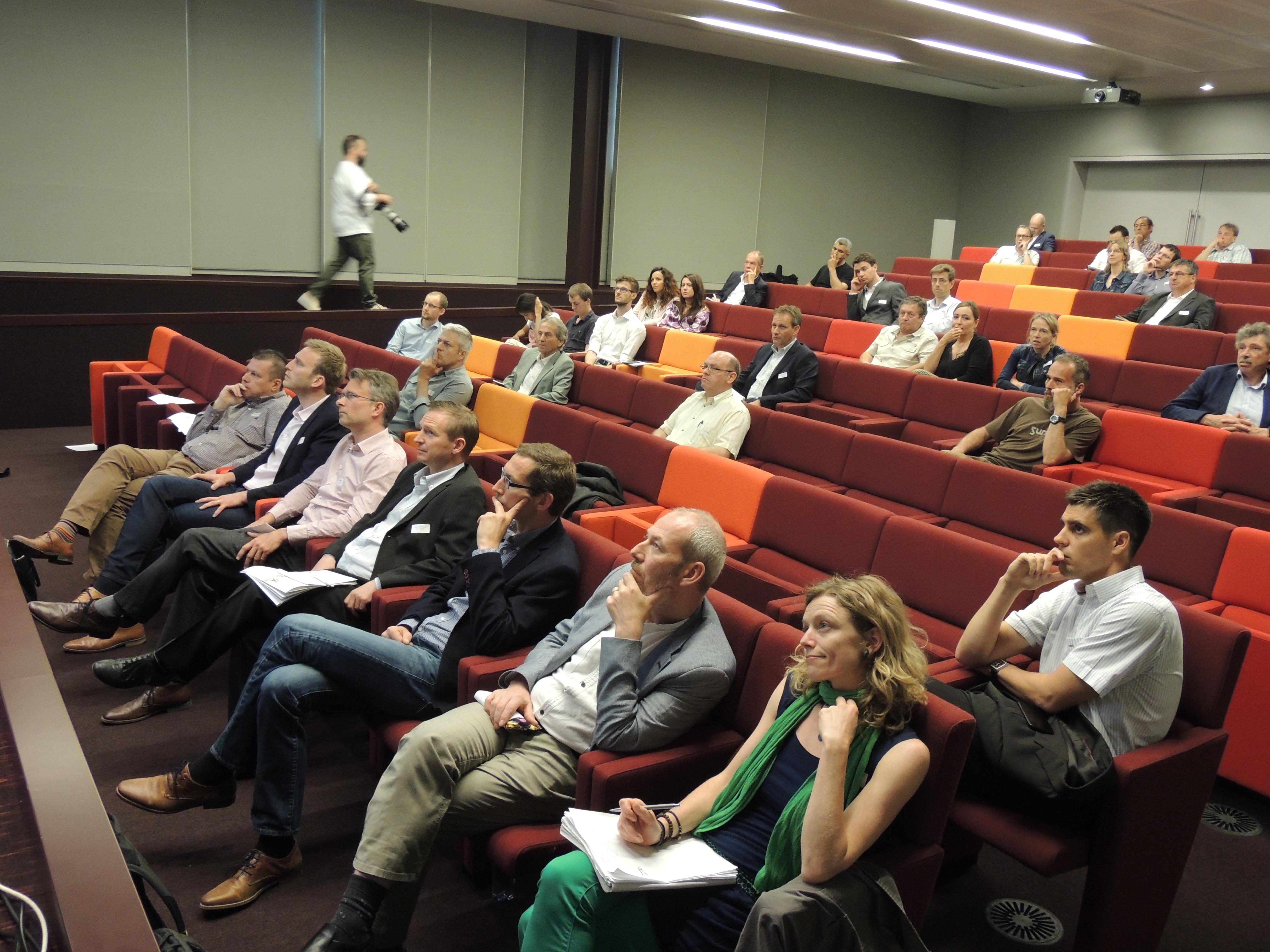 Conférence-événement dans le cadre du Hub Créatif de Seraing