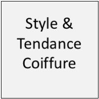 Style et Tendance Coiffure