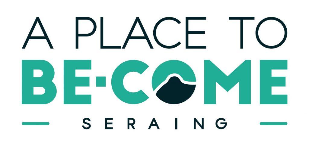 logo A Place to Be-Come projet UIA de la Ville de Seraing